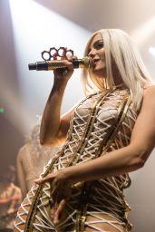 Bebe Rexha in Concert at KOKO - London 05/18/2017
