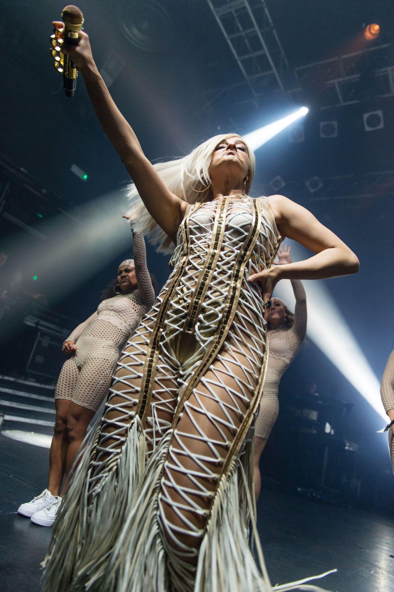 Bebe Rexha In Concert At Koko London 05 18 2017
