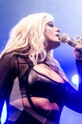 Bebe Rexha Performing in concert in Milan, Italy 05/09/2017