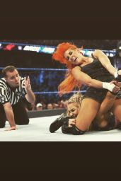 Becky Lynch (WWE) - Social Media Pics 05/23/2017
