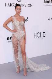 Bella Hadid at AmfAR's 24th Cinema Against AIDS Gala – Cannes Film Festival 05/25/2017