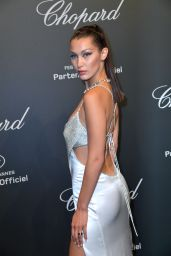Bella Hadid at Chopard Space Party in Cannes, France 05/19/2017