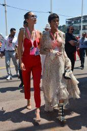 Bella Hadid - F1 Grand Prix of Monaco 5/28/2017