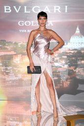 Bella Hadid - Goldea The Roman Night Cocktail & Dinner in Rome, Italy 05/24/2017