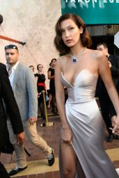 Bella Hadid - Leaving her hotel in Cannes 05/17/2017