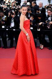 "Bella Hadid on Red Carpet - ""Okja"" premiere at Cannes Film Festival 05/19/2017"