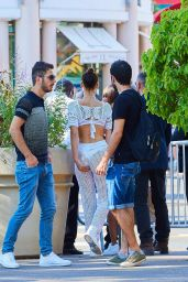Bella Hadid - Southern France 05/27/2017