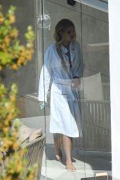 Bella Thorne Leaving Her Luxury Villa in Cannes, France 05/24/2017