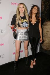 Bella Thorne – NYLON Young Hollywood Party in Los Angeles 05/02/2017