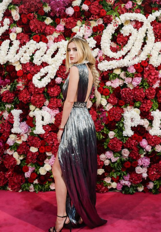 Bella Thorne - Philipp Plein Resort Collection at Cannes Film Festival 05/24/2017