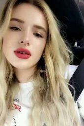 Bella Thorne Social Media Pics 05/15/2017