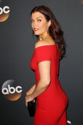 Bellamy Young – ABC Upfront Presentation in New York 05/16/2017
