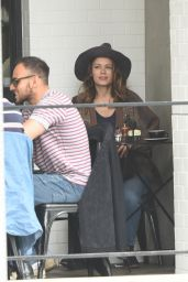 Bethany Joy Lenz Casual Style - Los Angeles 05/25/2017
