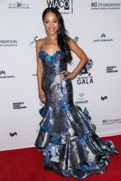 Bianca Lawson – Wearable Art Gala in California African American Museum in LA 04/29/2017