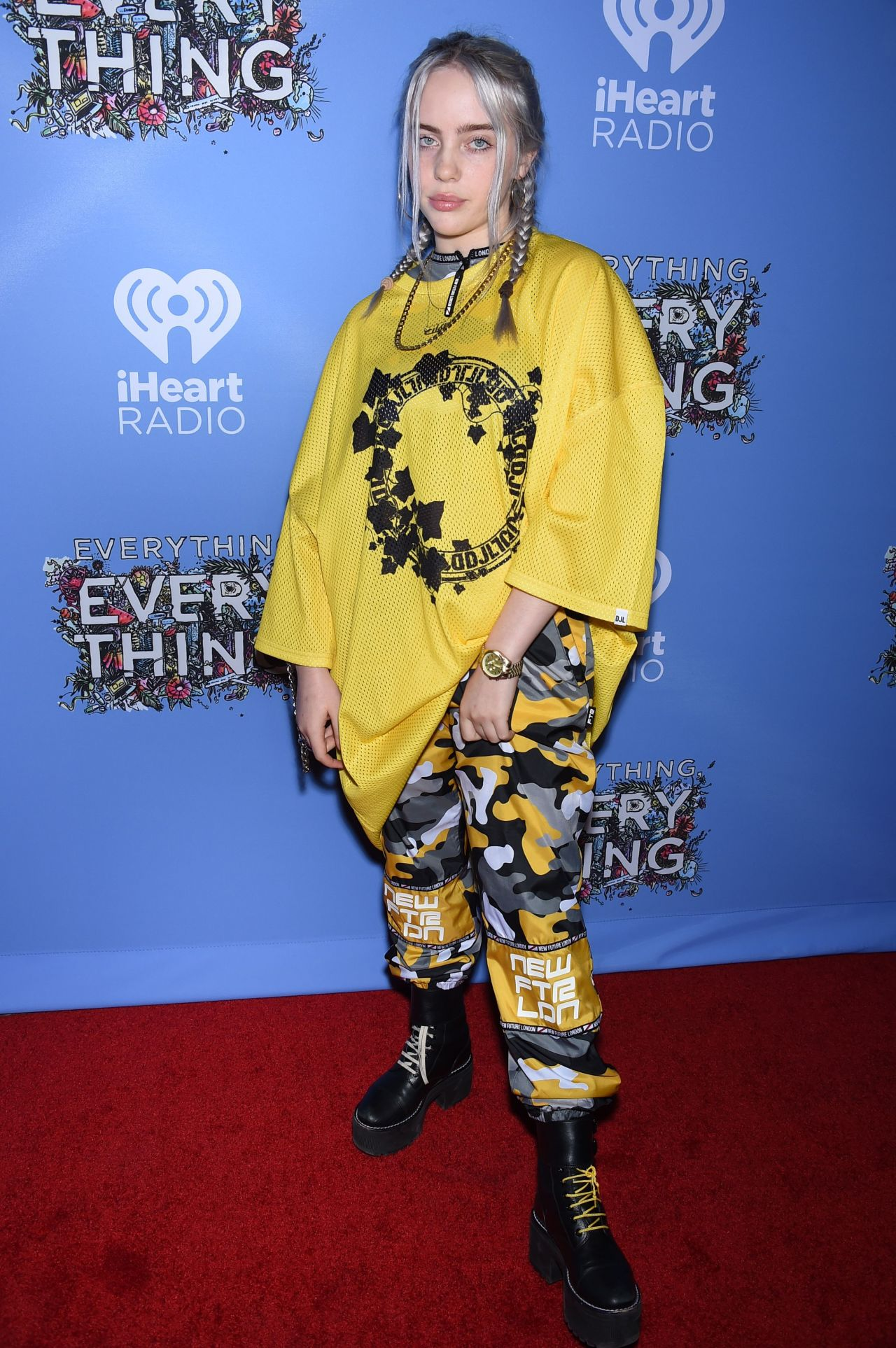 "billie eilish – ""everything everything"" movie screening"