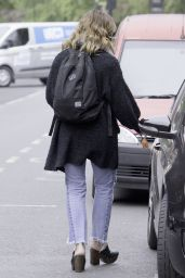 Billie Piper - Out in North London, UK 05/08/2017