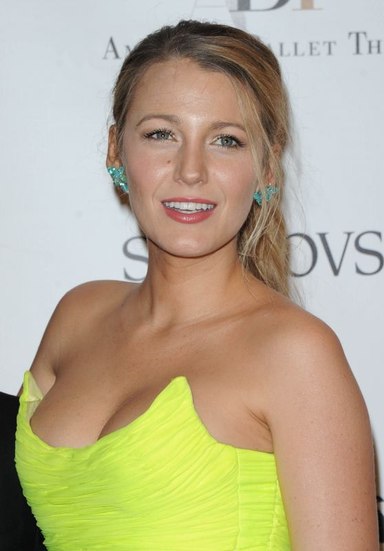 Blake Lively – ABT Spring Gala in New York 05/22/2017
