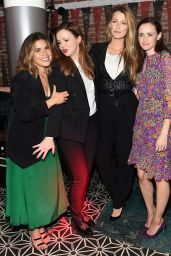 "Blake Lively, America Ferrera, Alexis Bledel, Amber Tamblyn - ""Paint it Black"" Screening After Party in NY 05/15/2017"