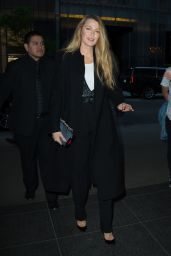 Blake Lively at the MOMA in NYC, 05/15/2017