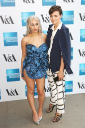 Blithe Saxon and Wallis Day – Balenciaga Shaping Fashion Preview in London, UK 05/24/2017