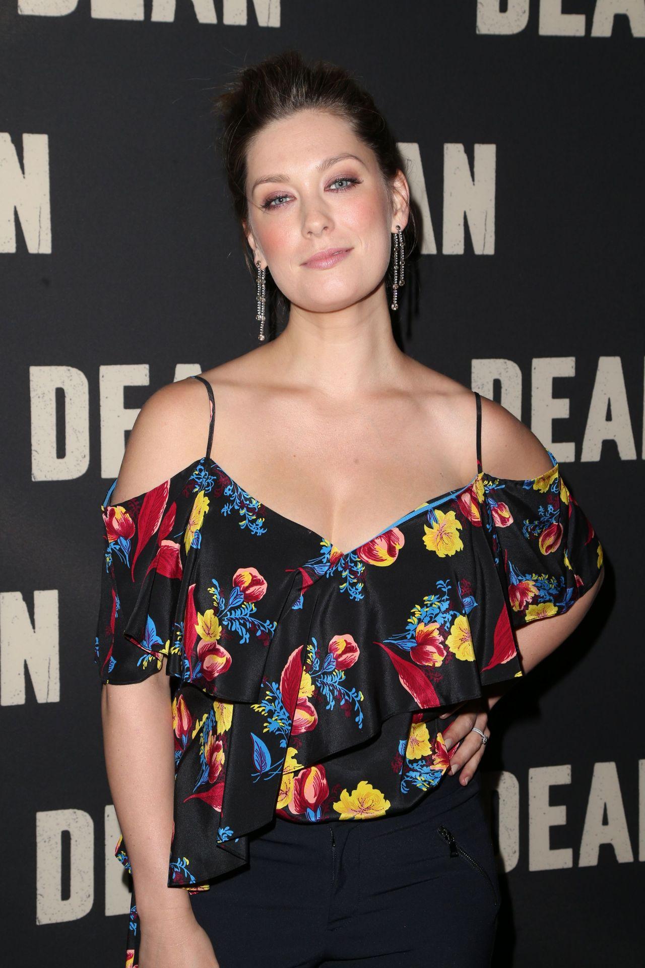 Briga Heelan Dean Special Screening In Hollywood 05 24