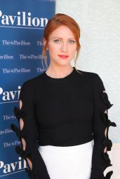 Brittany Snow - American Pavilion Opening at the 70th Cannes Film Festival, May 2017