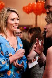 Brooke Baldwin - Way to Win Dinner in New York 05/09/2017