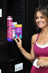 Brooke Burke-Charvet Working Out - Los Angeles 05/09/2017