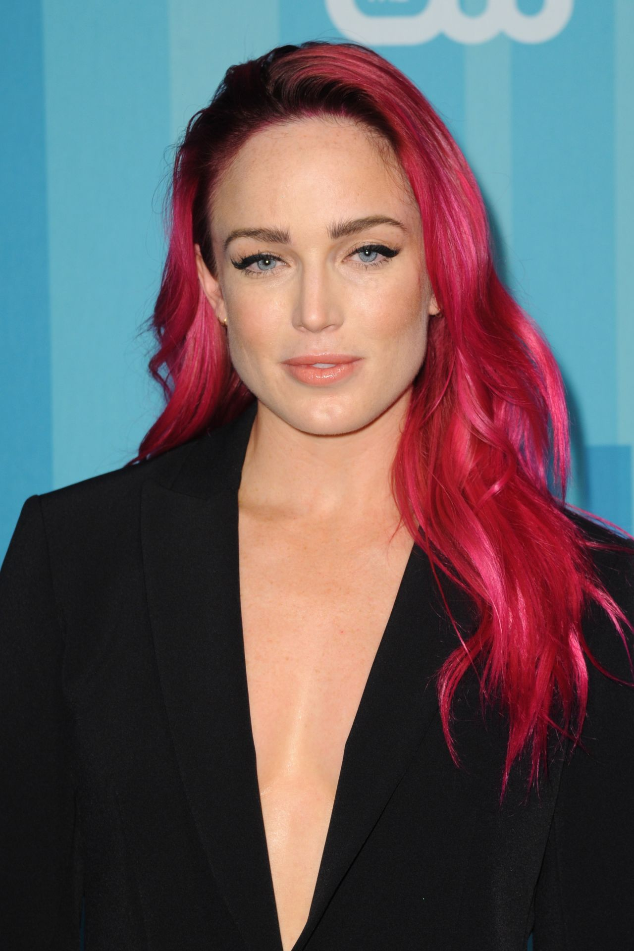 Caity Lotz The Cw Network S Upfront In New York City 05