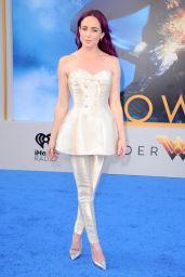 """Caity Lotz - """"Wonder Woman"""" Movie Premiere in Los Angeles 05/25/2017"""