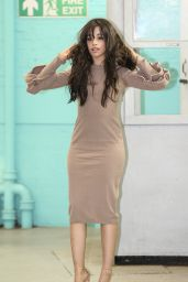 Camila Cabello at The ITV Studios in Central London, UK 05/31/2017