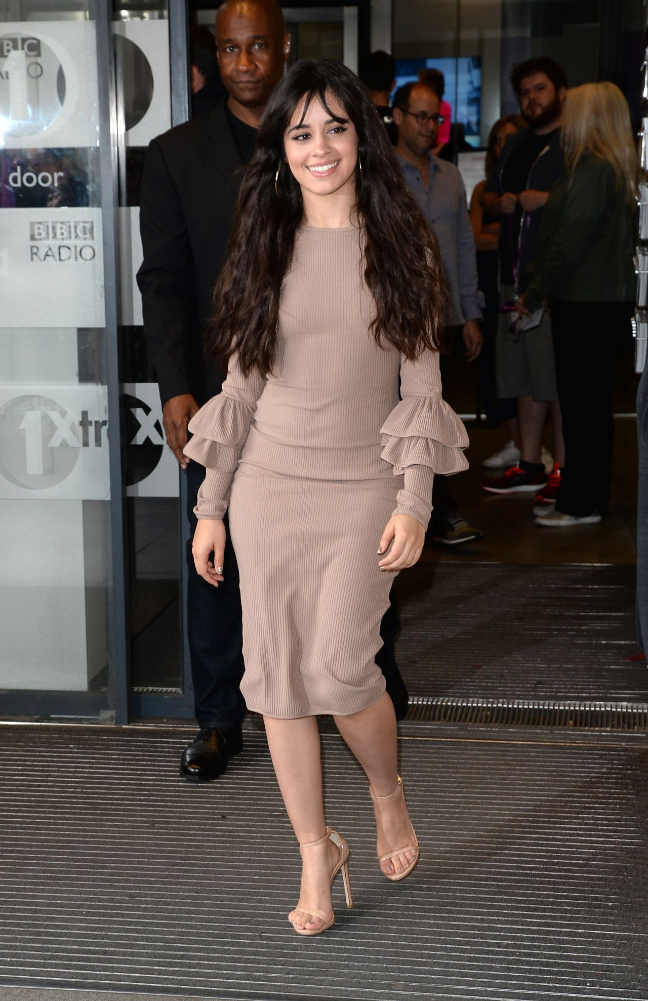 Camila Cabello at The ITV Studios in Central London, UK 05 ...