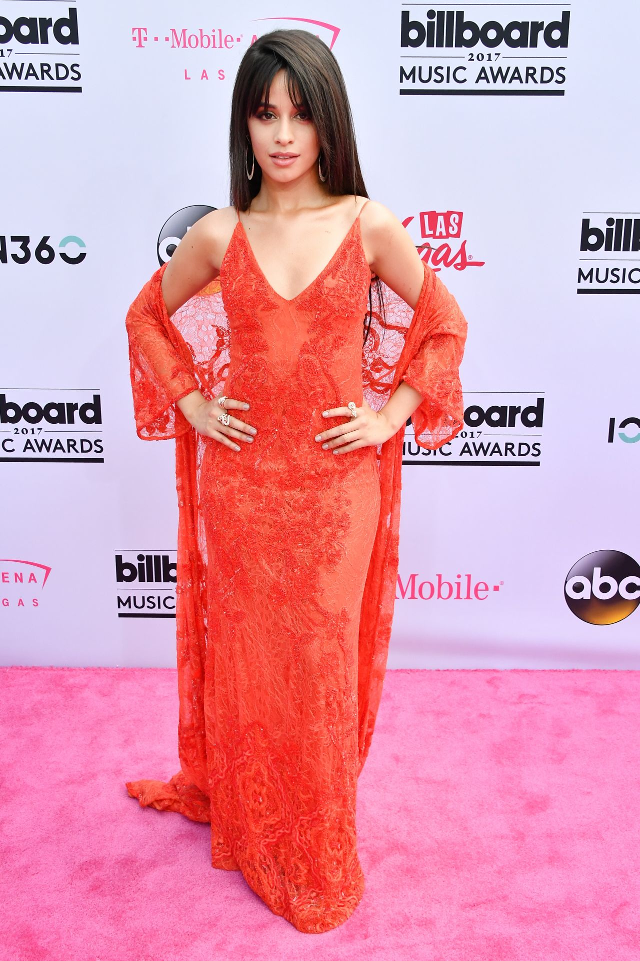 Camila Cabello – Billboard Music Awards in Las Vegas 05/21 ...