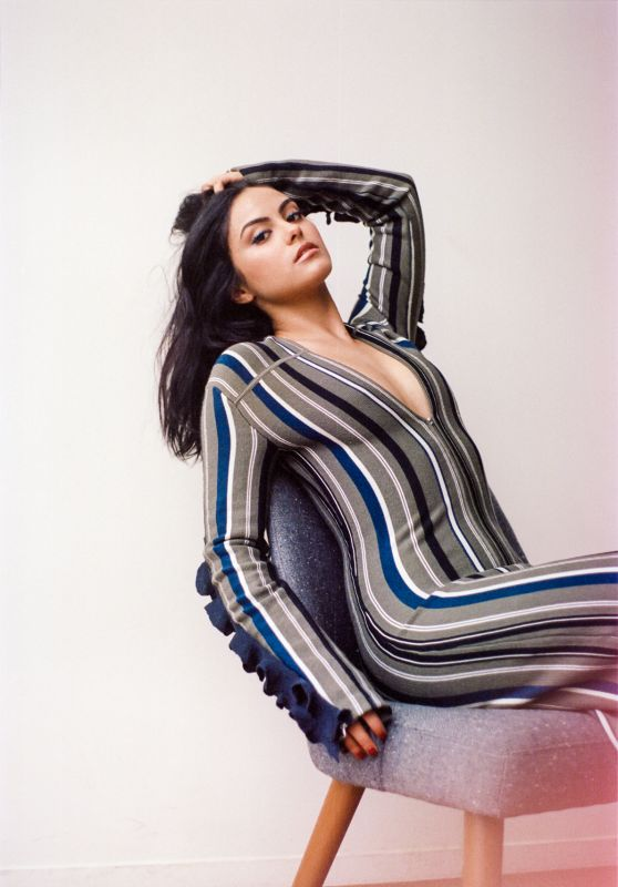 Camila Mendes - Office Magazine, 2017