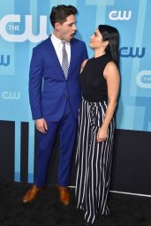 Camila Mendes – The CW Network's Upfront in New York City 05/18/2017