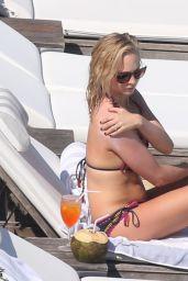 Candice Accola Bikini Candids - Fasano Hotel Pool in Rio, Brazil, May 2017