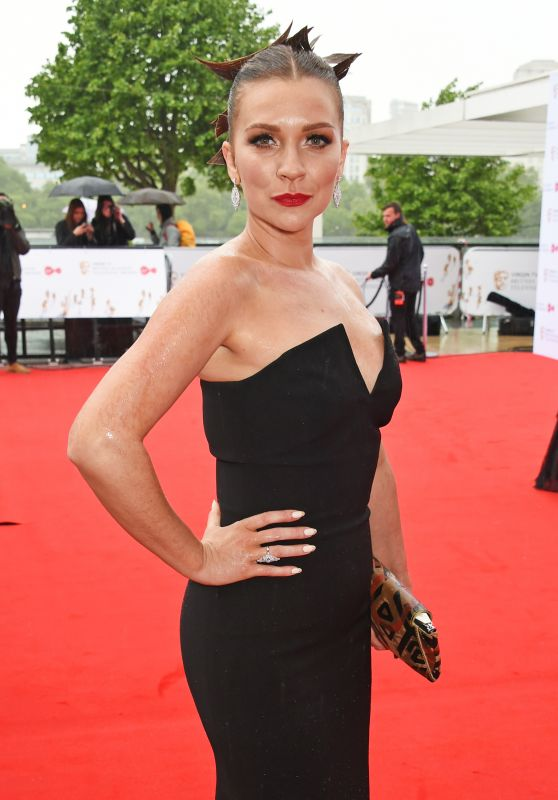 Candice Brown – BAFTA TV Awards in London 05/14/2017