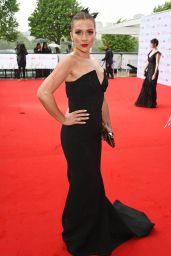 Candice Brown – BAFTA TV Awards in London 05/14/2017
