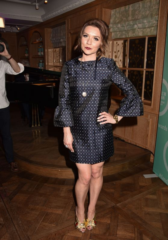 Candice Brown - Fortnum & Mason Food and Drink Awards in London 05/11/2017