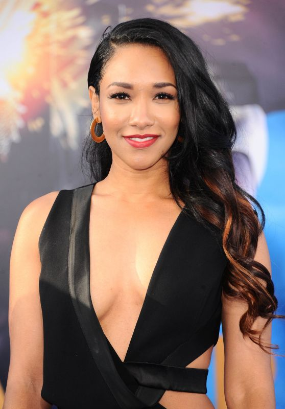 "Candice Patton – ""Wonder Woman"" Movie Premiere in Los Angeles 05/25/2017"