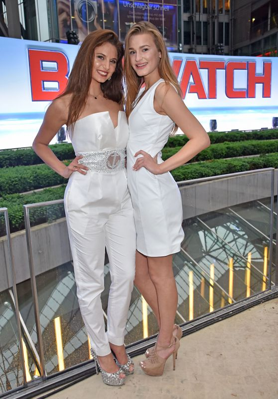 "Carina Zavline and Neele Jay – ""Baywatch"" Premiere in Berlin 05/30/2017"