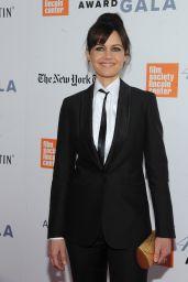 Carla Gugino - Chaplin Award Gala in New York 05/08/2017