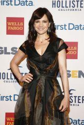 Carla Gugino - GLSEN Respect Awards in NYC 05/15/2017