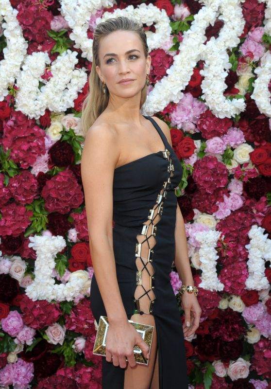 Carmen Jorda at Philipp Plein Resort Collection – Cannes Film Festival 05/24/2017
