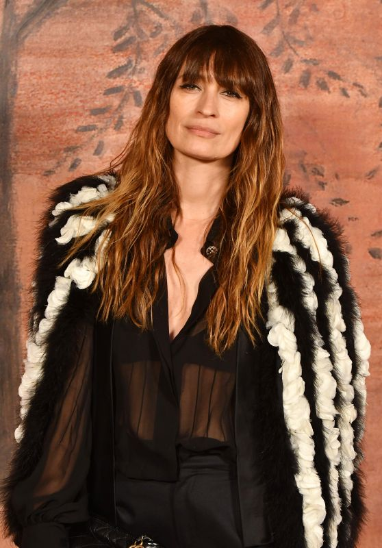 Caroline de Maigret – Chanel Cruise Collection in Paris, France 05/03/2017
