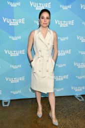 "Caroline Dhavernas - Vulture Festival Panel for ""Mary Kills People in NY 05/20/2017"
