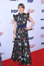 """Carrie Coon - """"Fargo"""" TV Show FYC Event in LA 05/11/2017"""