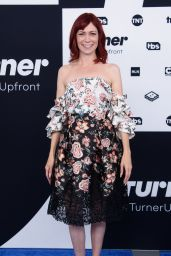Carrie Preston – Turner Upfront Presentation in New York 05/17/2017