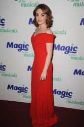 Cassie Compton - Magic at the Musicals in London, UK 05/04/2017