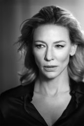 Cate Blanchett - Photoshoot for Town & Country - June /July 2017